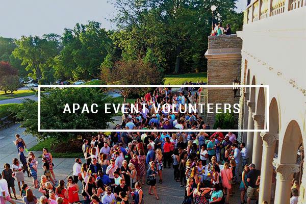 APAC Event Volunteers